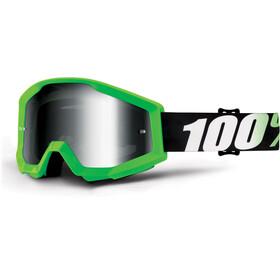 100% Strata Goggles grøn
